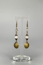 Melania Clara  Valentina earrings - Product Mini Image