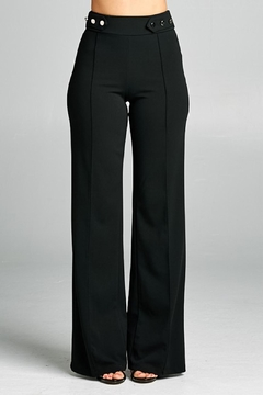 Shoptiques Product: Button Detail Pants