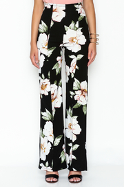Valentine Floral Pants - Front full body