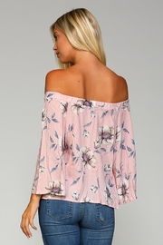 Racine Valentine's Day Top - Back cropped