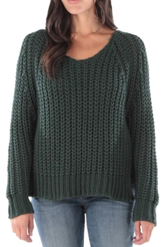Kut from the Kloth Valeria Chunky Sweater - Product List Image