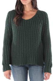 Kut from the Kloth Valeria Chunky Sweater - Front cropped