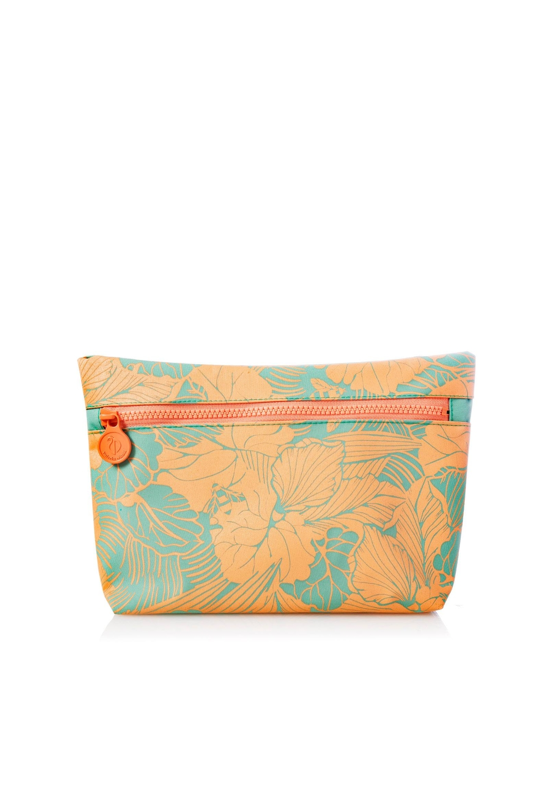 Valeria Nicali Flower Pouch - Front Cropped Image
