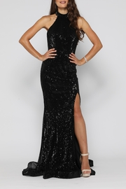 YSS the Label Valerie Gown Black - Product Mini Image