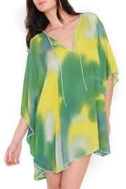 Valerie Collection Tie-Dye Kaftan - Product Mini Image