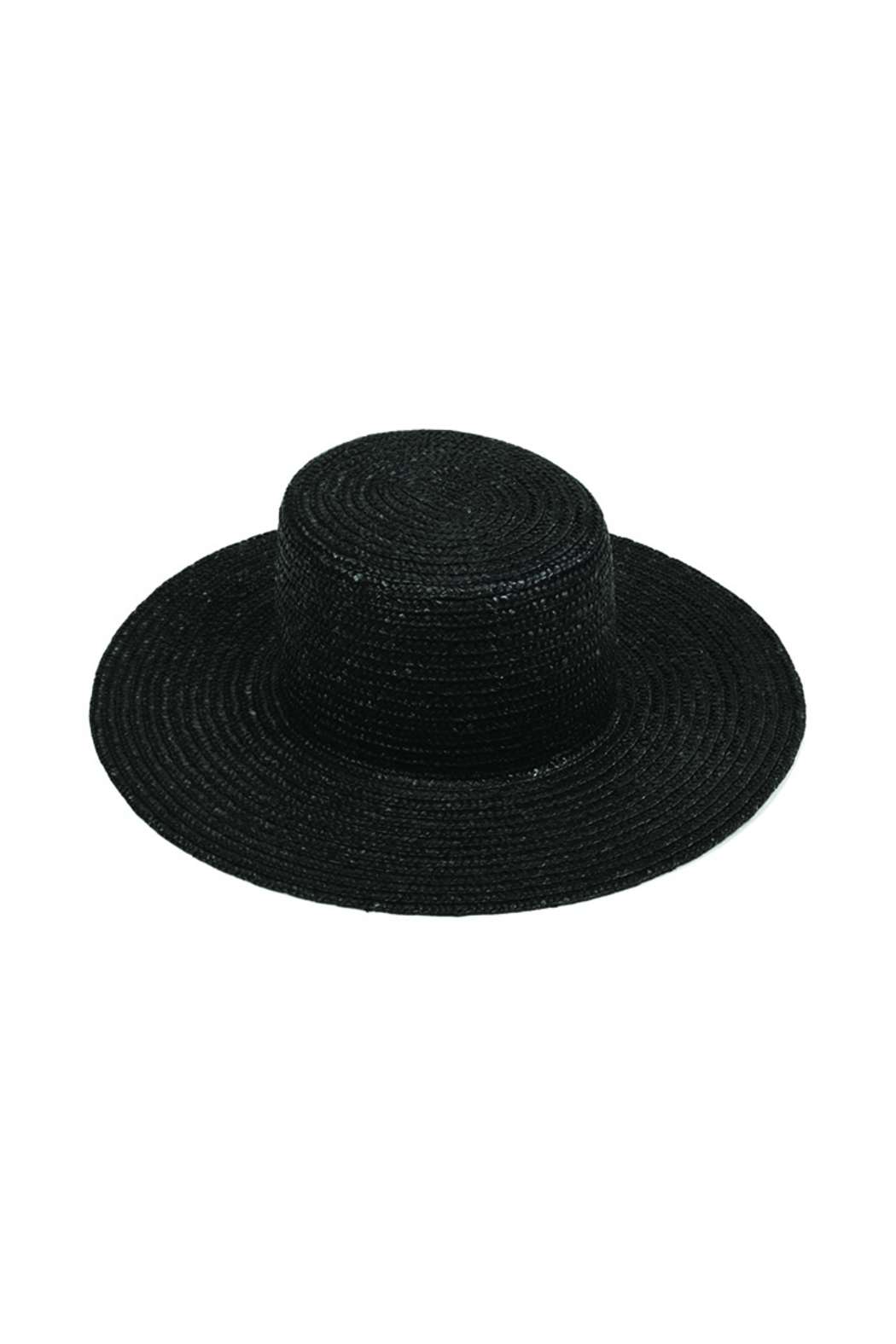 df3d2777f52 Lack of colour valley black hat from california brigitte stone jpg  1050x1575 Hat shop valley