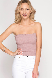 She + Sky Valley Girl Tube - Front cropped