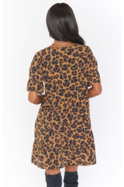 Show Me Your Mumu Valley Mini Dress - Back cropped