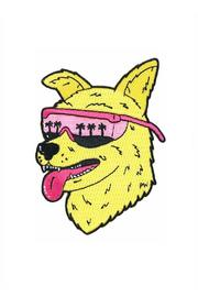 Valley Cruise Press Cool Pup Patch - Front full body