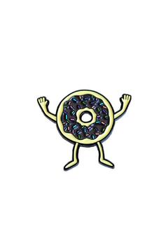Shoptiques Product: Donut Man Pin