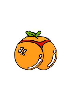 Shoptiques Product: Peach Booty Pin