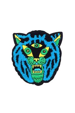 Shoptiques Product: Three Eyed Tiger Patch