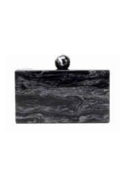 Like Dreams VALYN MARBLE KNOB EVENING CLUTCH - Product Mini Image