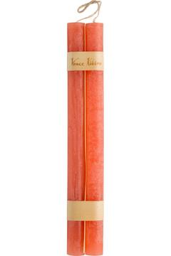 Shoptiques Product: Coral Taper Candles