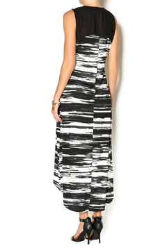 Vandana Black Hi-Low Dress - Alternate List Image
