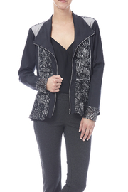 Vandana Cute Shorter Jacket - Product Mini Image