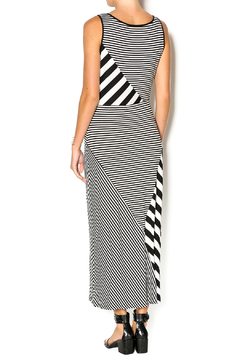 Vandana Long Asymmetrical Maxi Dress - Alternate List Image