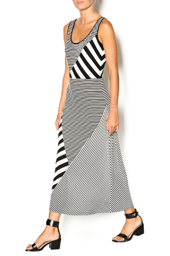 Vandana Long Asymmetrical Maxi Dress - Product List Image