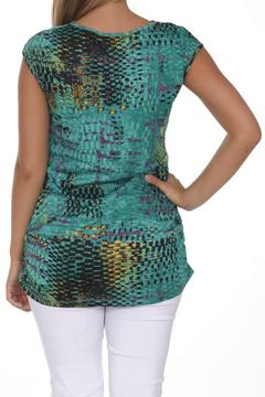 Vandana Print Cowl Top - Alternate List Image