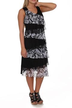 Vandana Ruffle Dress - Product List Image