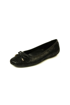 Shoptiques Product: Black Glitter Flat
