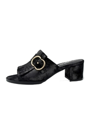 Vaneli Black Mule Sandal - Product Mini Image