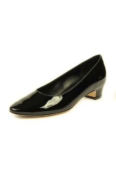 Shoptiques Product: Black Patent Heel