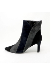 Vaneli Black Suede Bootie - Product Mini Image