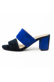 Vaneli Blue Slide Sandal - Product Mini Image