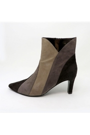 Vaneli Brown Suede Bootie - Product Mini Image