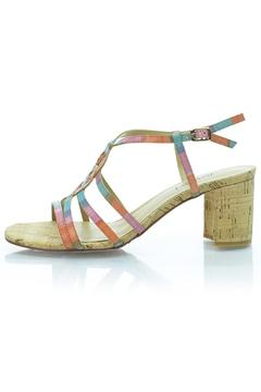 Shoptiques Product: Colorful Strappy Sandal