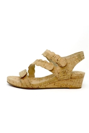 Vaneli Cork Wedged Sandal - Product Mini Image