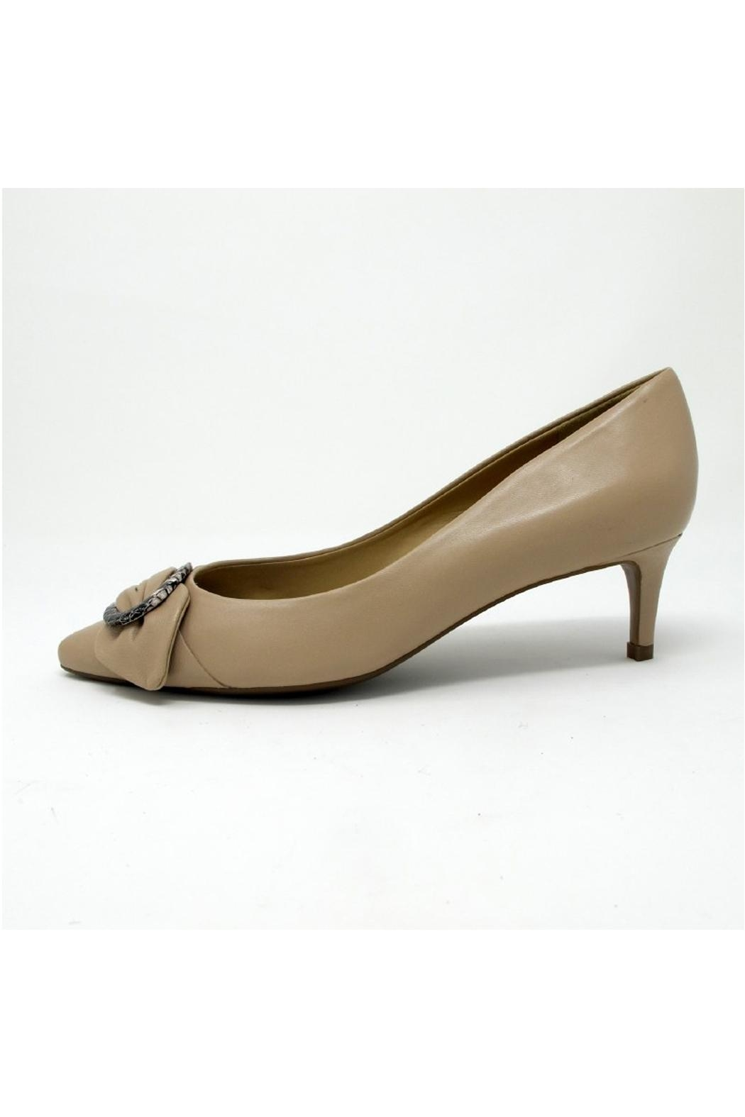 021900bc7c21 Vaneli Nude Patent Heel from South Carolina by Baehr Feet Shoe ...