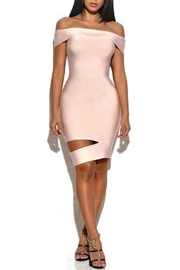 Miss Circle Vanessa Bandage Dress - Product Mini Image