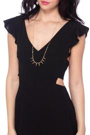 Vanessa Mooney No Foolin' Necklace - Front cropped
