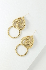 Vanessa Mooney Valleta Mini Earrings - Product Mini Image