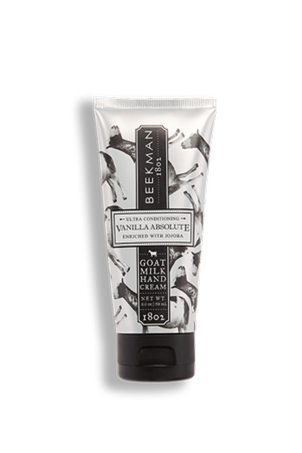 Beekman Vanilla Absolute Hand Cream - Front Cropped Image