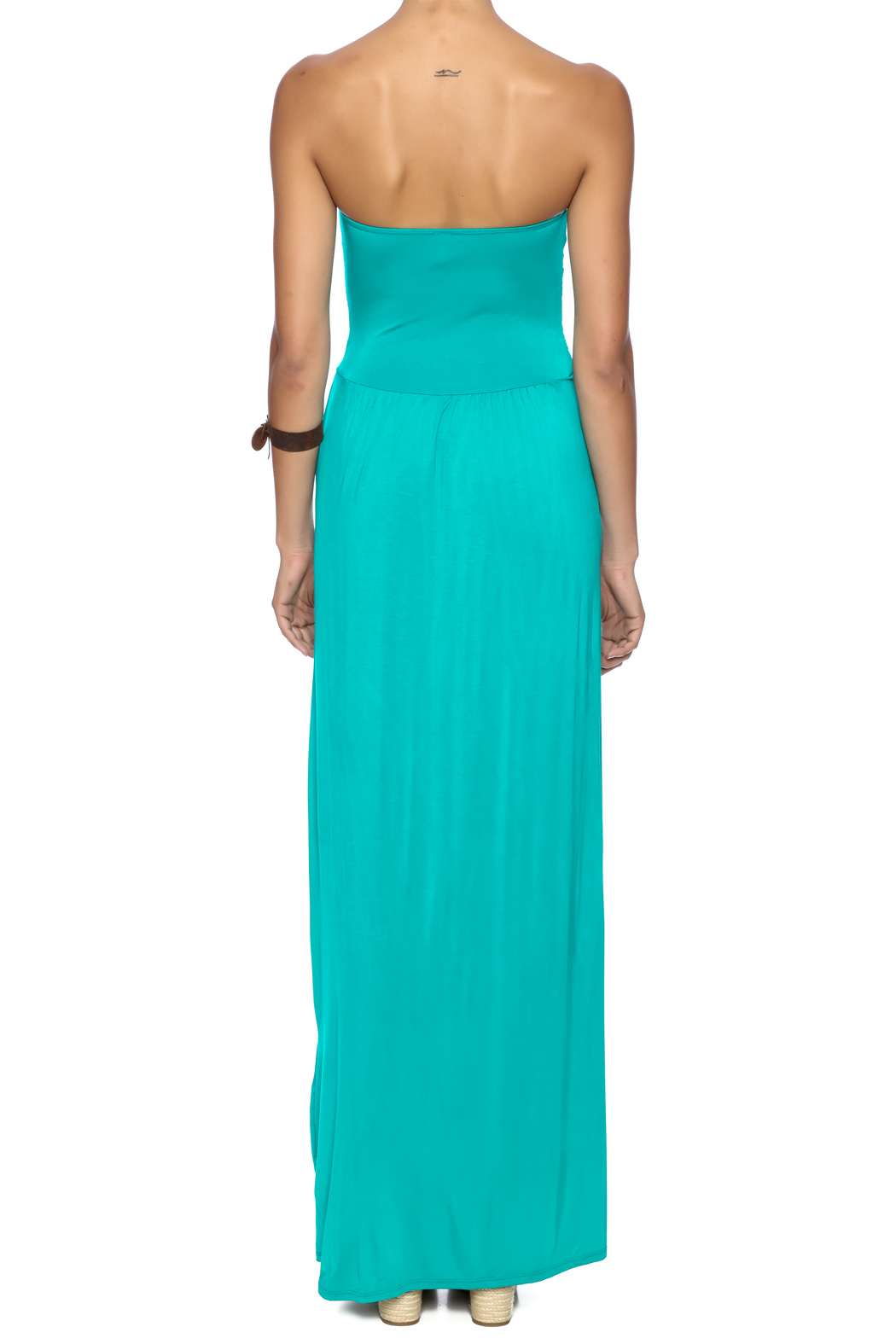 vanilla bay Rebecca Maxi Dress - Back Cropped Image