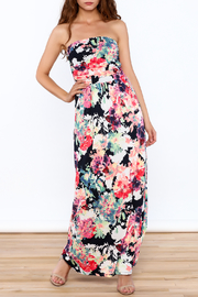 vanilla bay Bailey Maxi Dress - Product Mini Image
