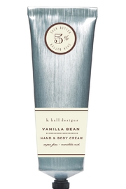 K Hall Studio Vanilla Bean Hand & Body Cream - Product Mini Image