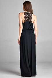 vanilla bay Lace Back Maxi Dress - Other