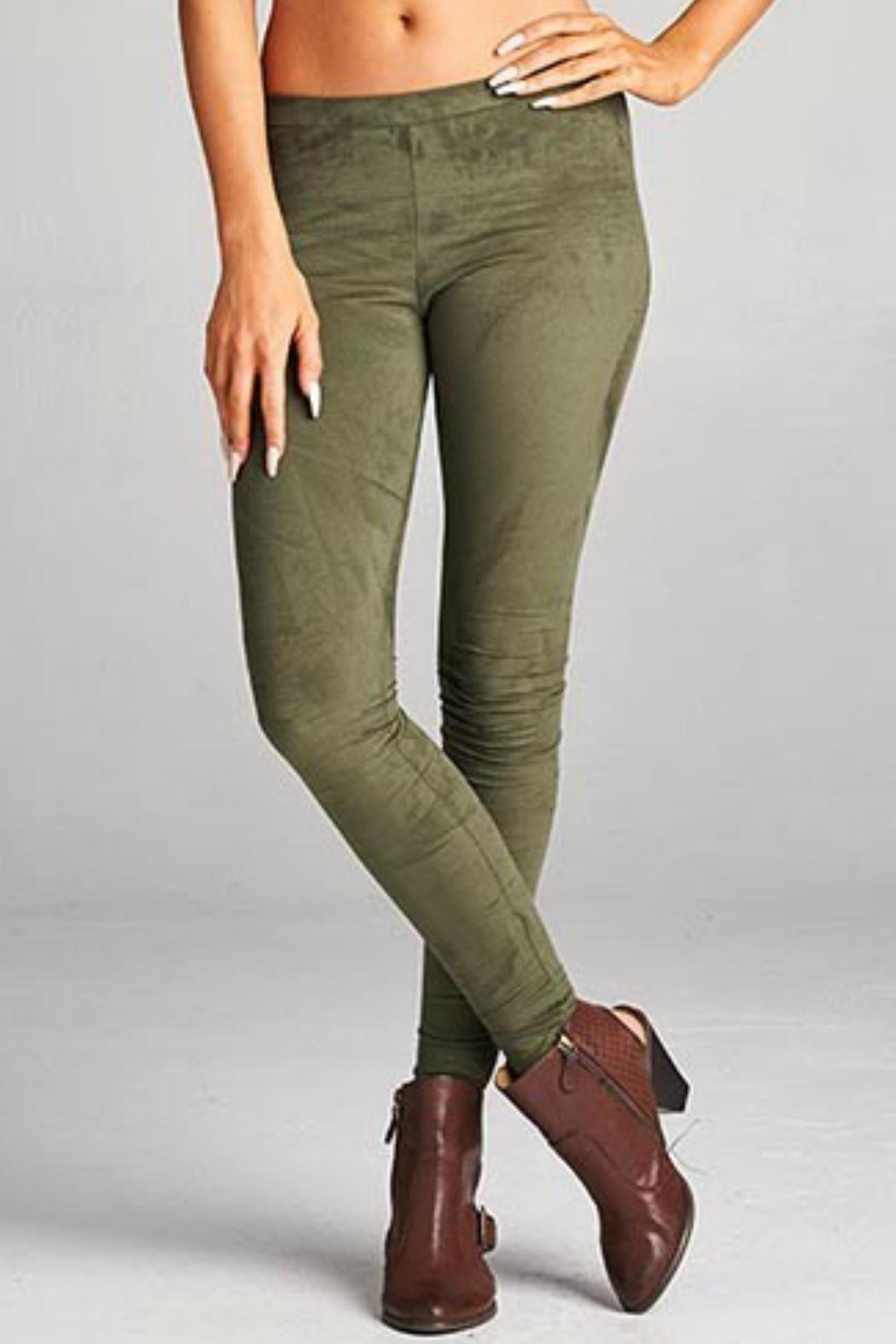 vanilla bay Faux Suede Leggings from San Diego by Laundry — Shoptiques 3bbed5490