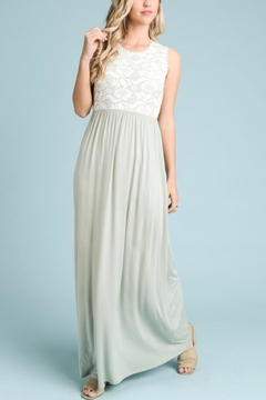 44eda9c21537 ... vanilla bay Lace Top Maxi - Product List Image
