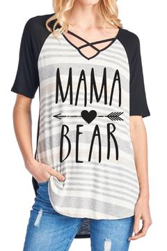 Shoptiques Product: Mama Bear Tee