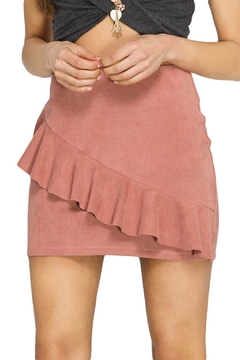 Shoptiques Product: Ruffle Mini Skirt