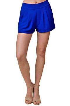 Shoptiques Product: Solid Pocket Shorts