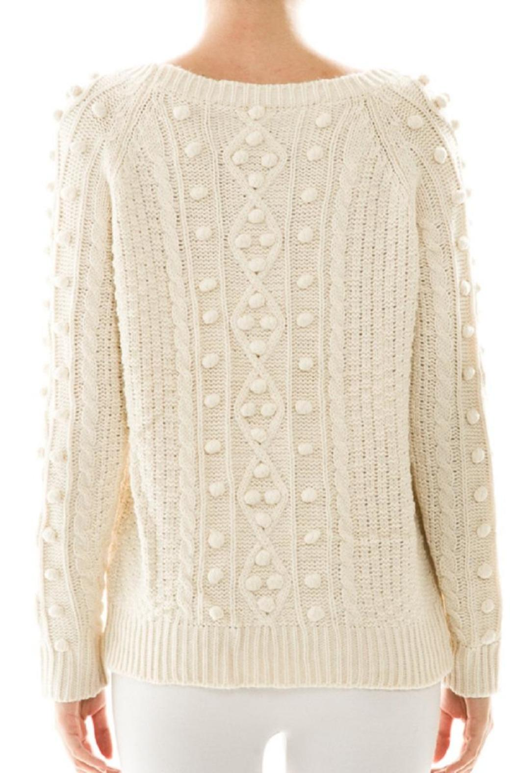 Vanilla Monkey The Kendra Sweater - Side Cropped Image