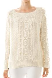 Vanilla Monkey The Kendra Sweater - Front cropped