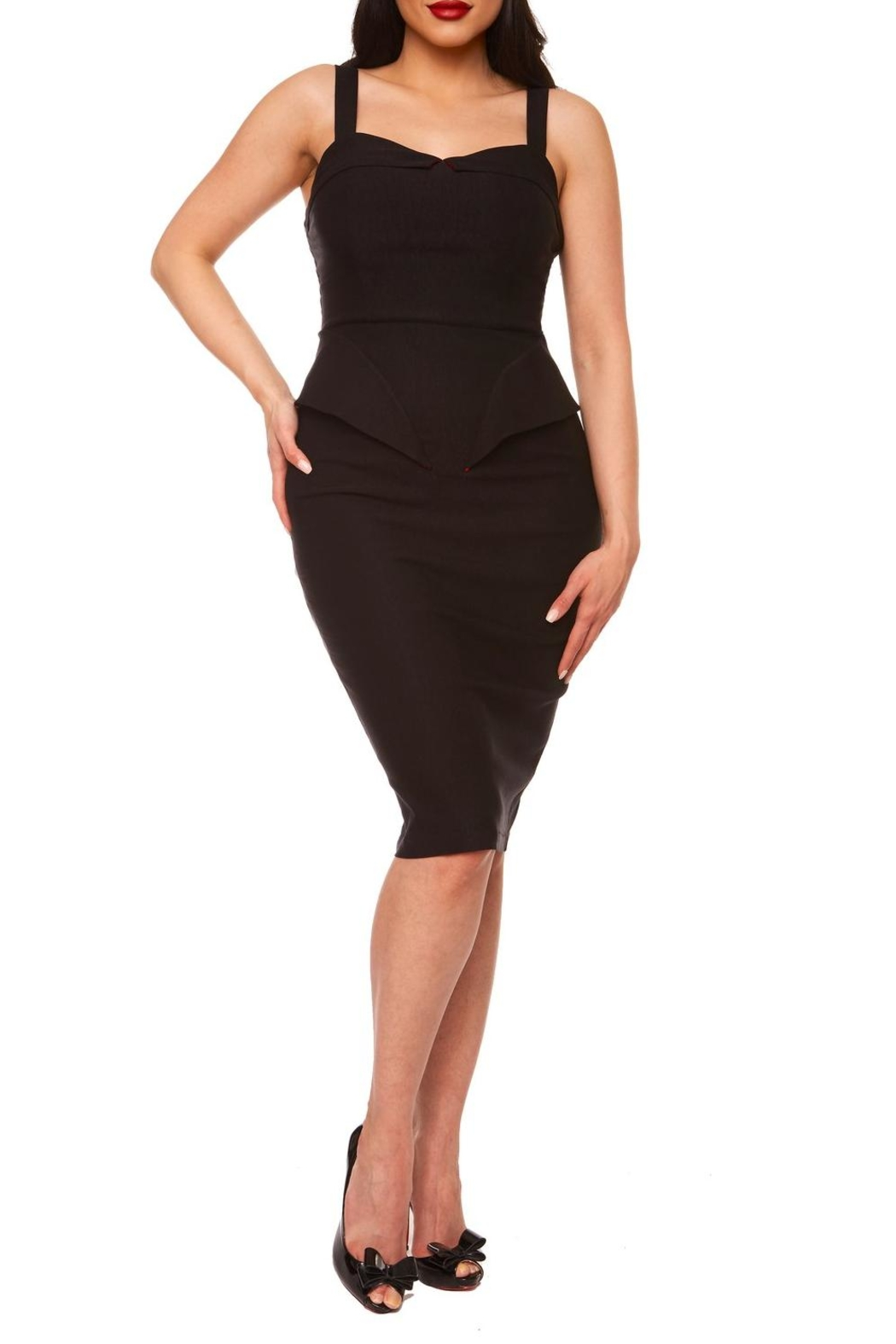 Rebel Love Clothing Vanity Wiggle Dress - Main Image