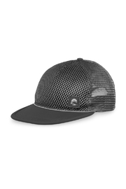 Sunday Afternoons Vantage Point Trucker Hat - Black - Front cropped